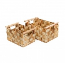 BASKETS BOXES & TINS